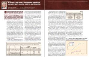 Ингибиторы углекислотной и сероводородной коррозии для добычи природного газа серии «ИНКОРГАЗ». Опыт применения