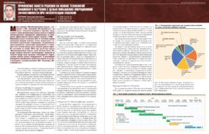 Применение макета решения на основе технологий машинного обучения с целью повышения операционной эффективности при эксплуатации скважин