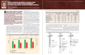 Комплекс мероприятий, направленных на увеличение средней НнО ГНО на добывающем фонде скважин с высокой коррозионной активностью