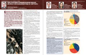 Оценка эффективности применения магнитного индуктора для борьбы с АСПО на добывающем фонде ОАО «Удмуртнефть»
