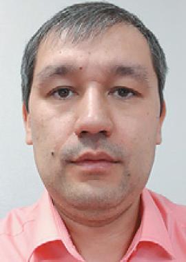 ХАСАНОВ Руслан Наильевич