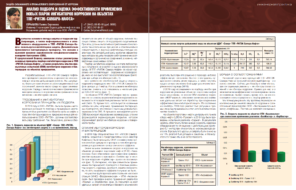 Анализ подбора и оценка эффективности применения новых марок ингибиторов коррозии на объектах ТПП «РИТЭК-Самара-Нафта»