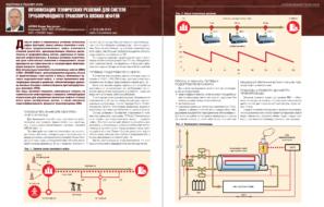 Оптимизация технических решений для систем трубопроводного транспорта вязких нефтей