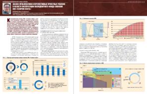 Анализ проблематики и перспективные проектные решения в области эксплуатации малодебитного фонда скважин ПАО «Газпром нефть»