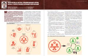 Новый взгляд на системы телекоммуникаций в период борьбы с распространением коронавирусной инфекции