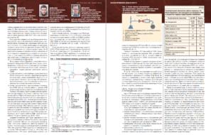Опыт эксплуатации малодебитных скважин гидроструйными насосными установками с гидравлическим приводом от системы ППД